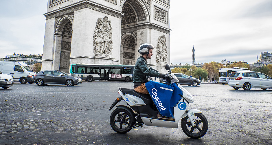 All you need to know about riding a scooter in Paris